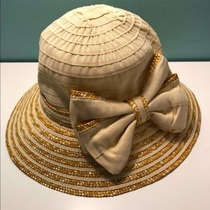 Big Bow Sun Hat